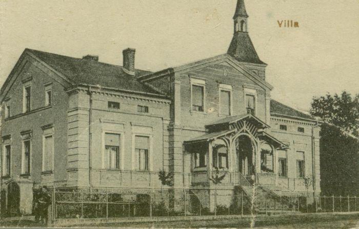 Muszkowo- willa