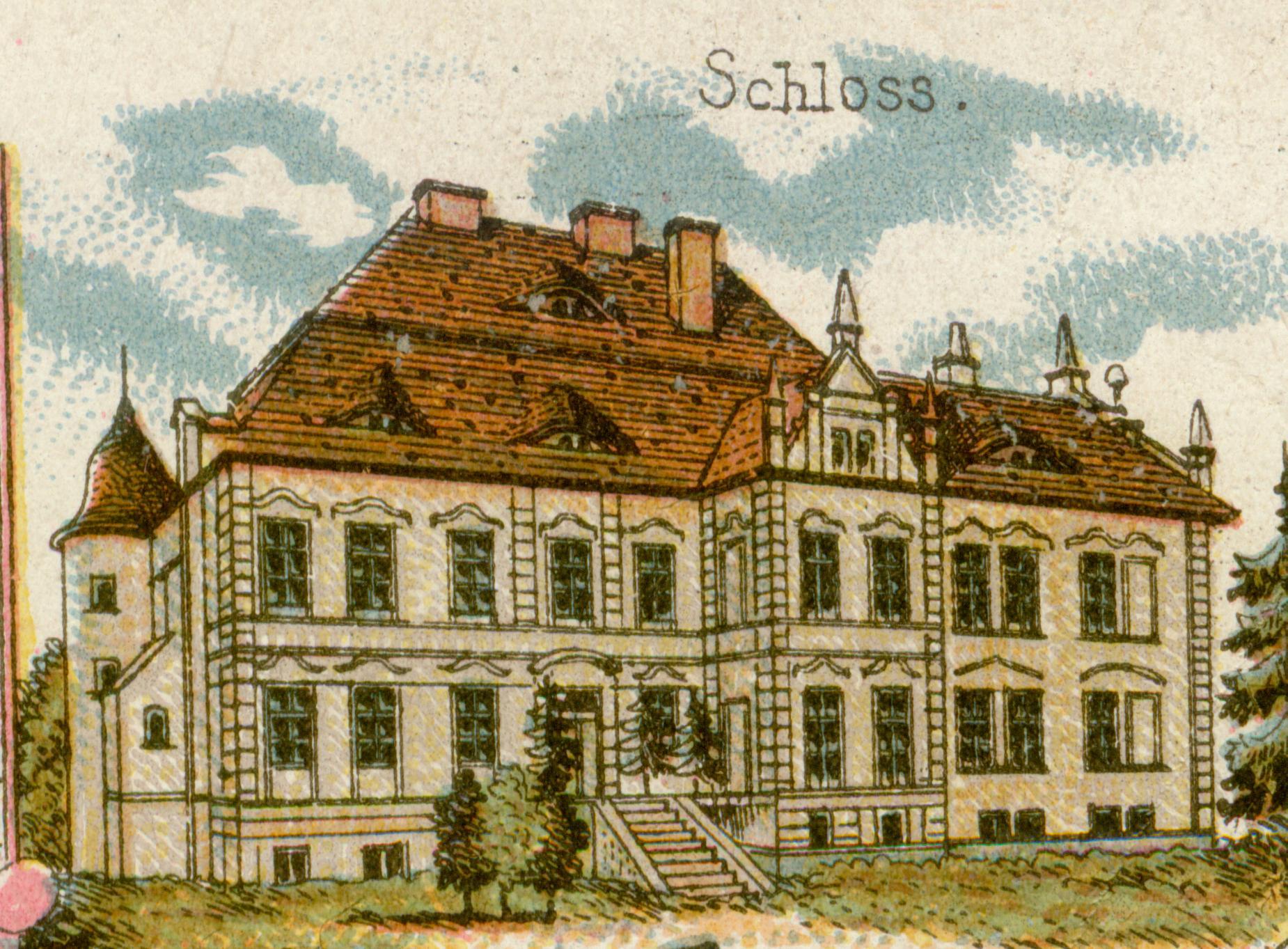 Mycielin-pałac