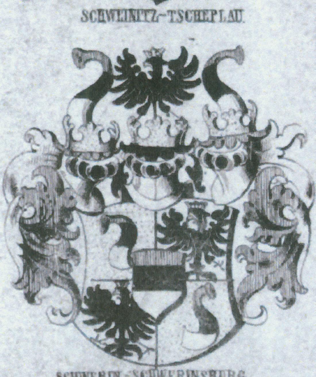 Schweinitz-Tscheplau