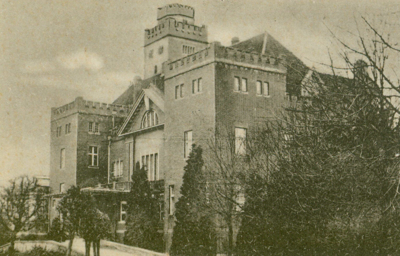 Miłowice-pałac