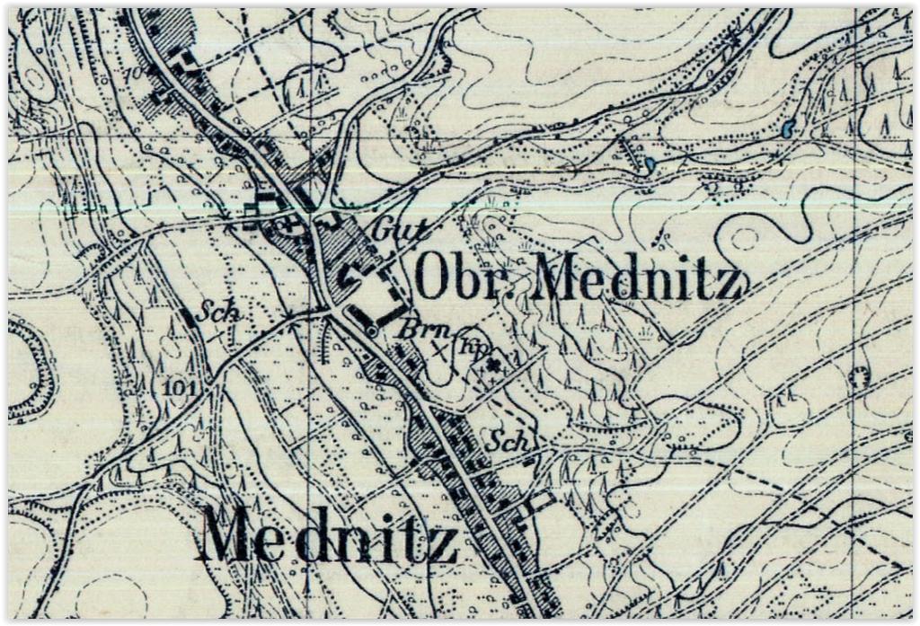 Miodnica 1924