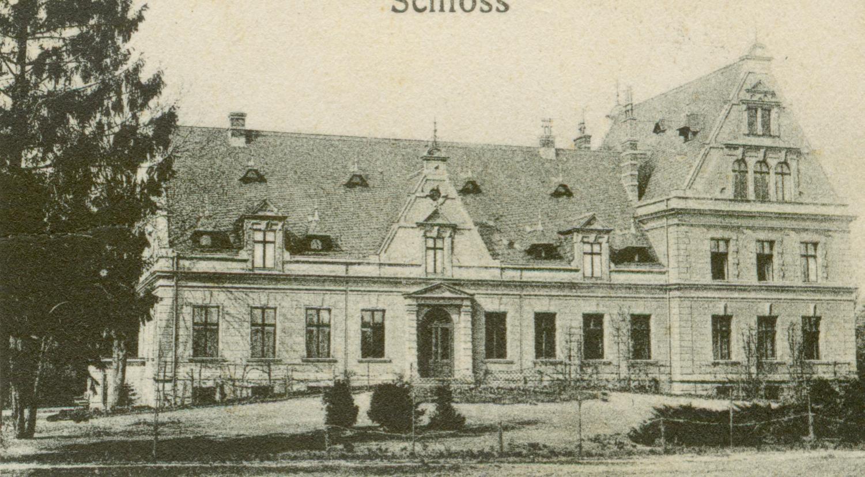 Ojerzyce- pałac