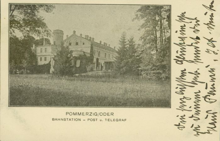 Pomorsko- pałac