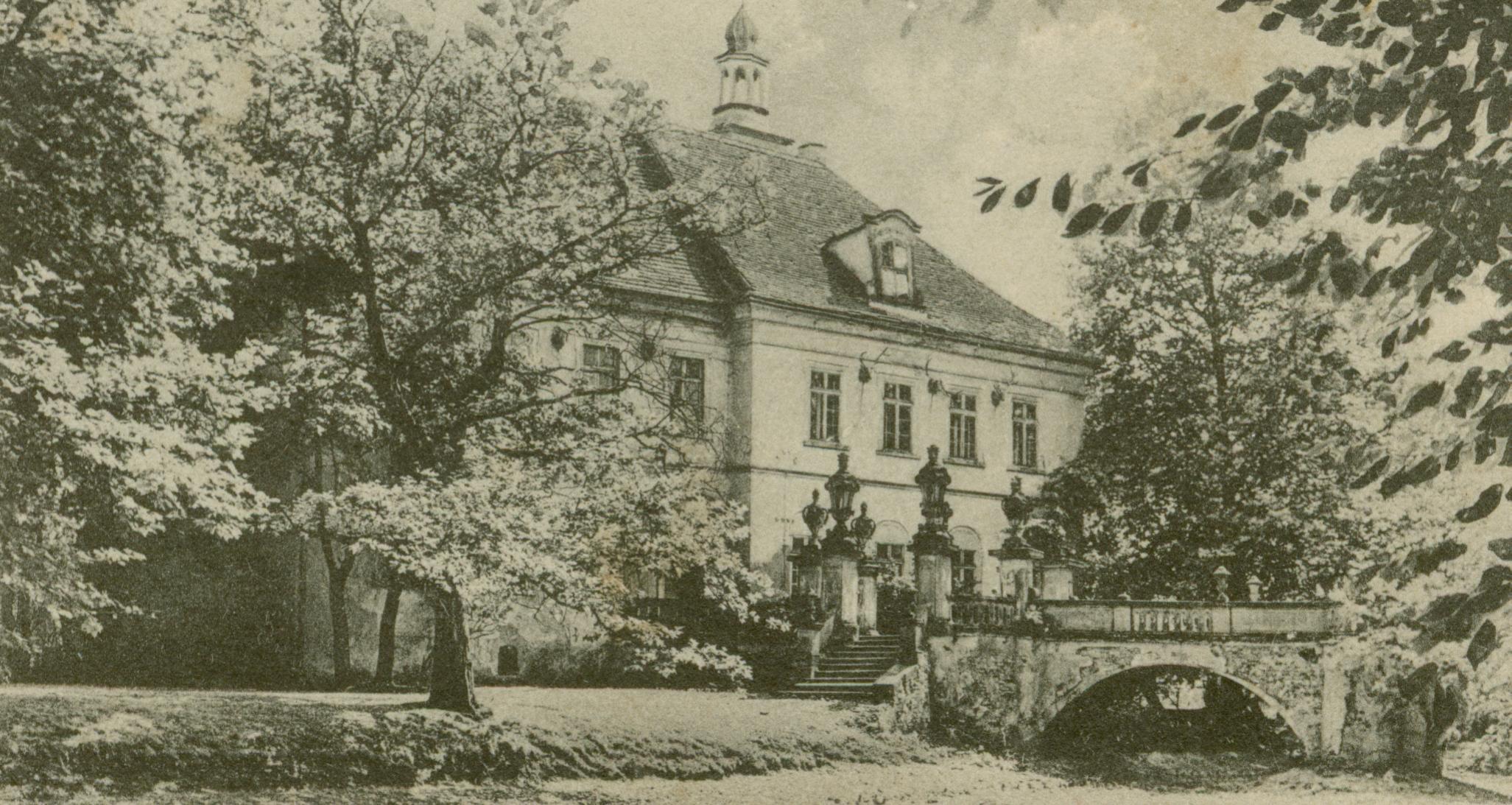 Przecław Dolny- pałac (1)