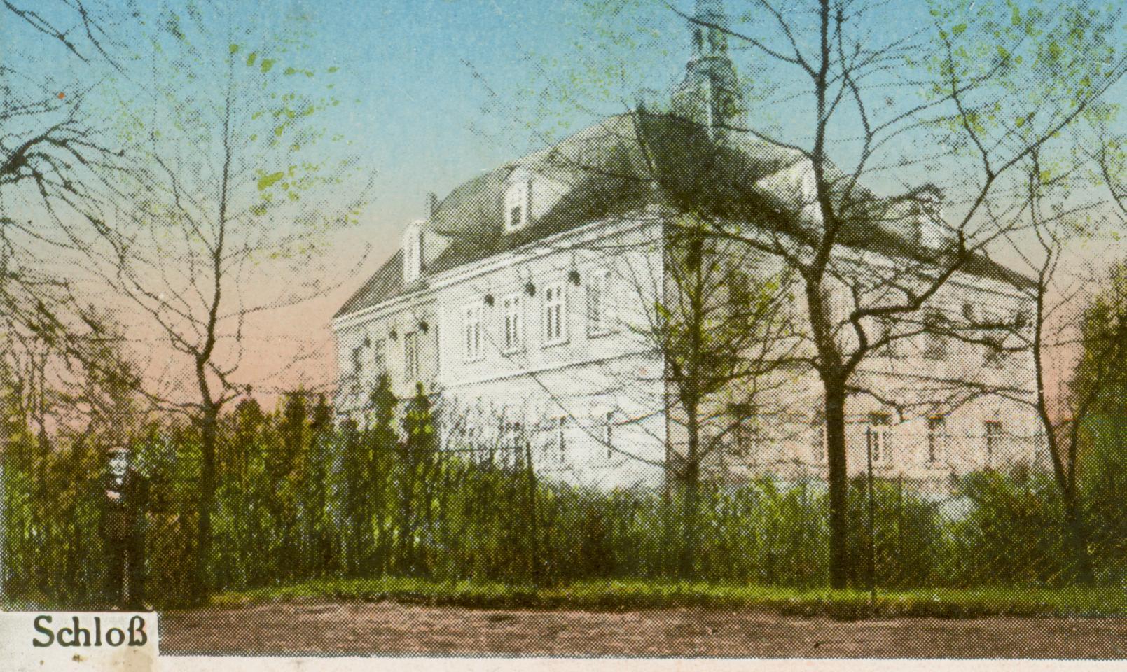 Przecław- pałac