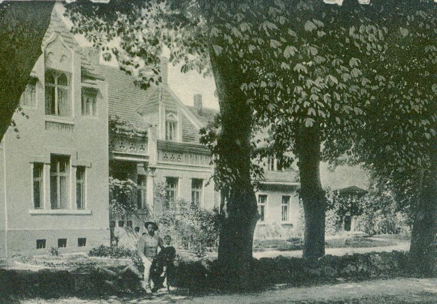 Różanki-pałac