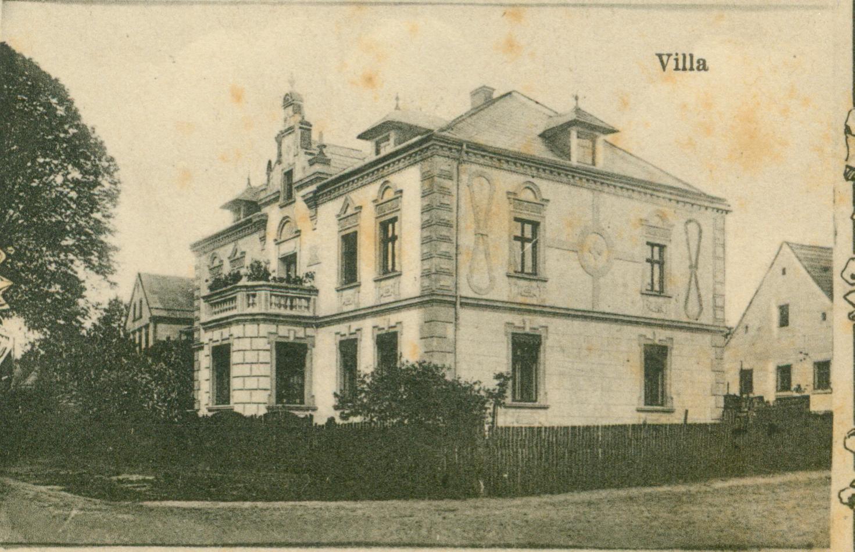 Rogoziniec-willa