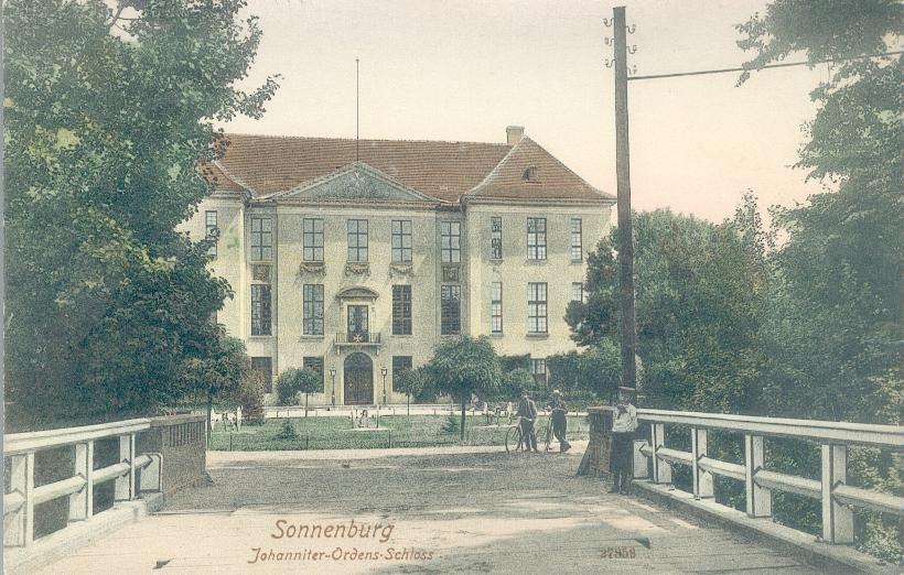 Słońsk-zamek joannitów1