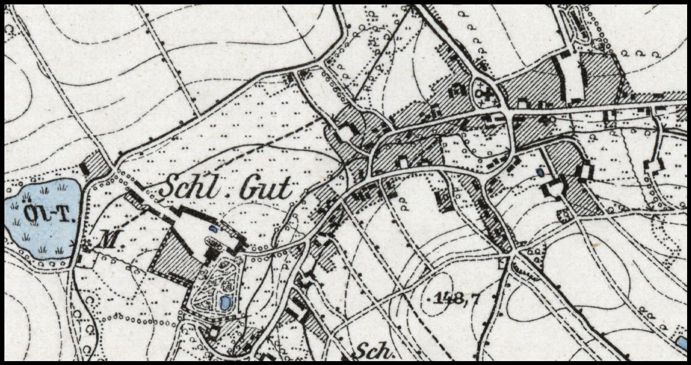 Siecieborzyce 1901 3, lubuskie