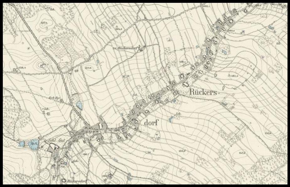 Siecieborzyce 2, 1901, lubuskie