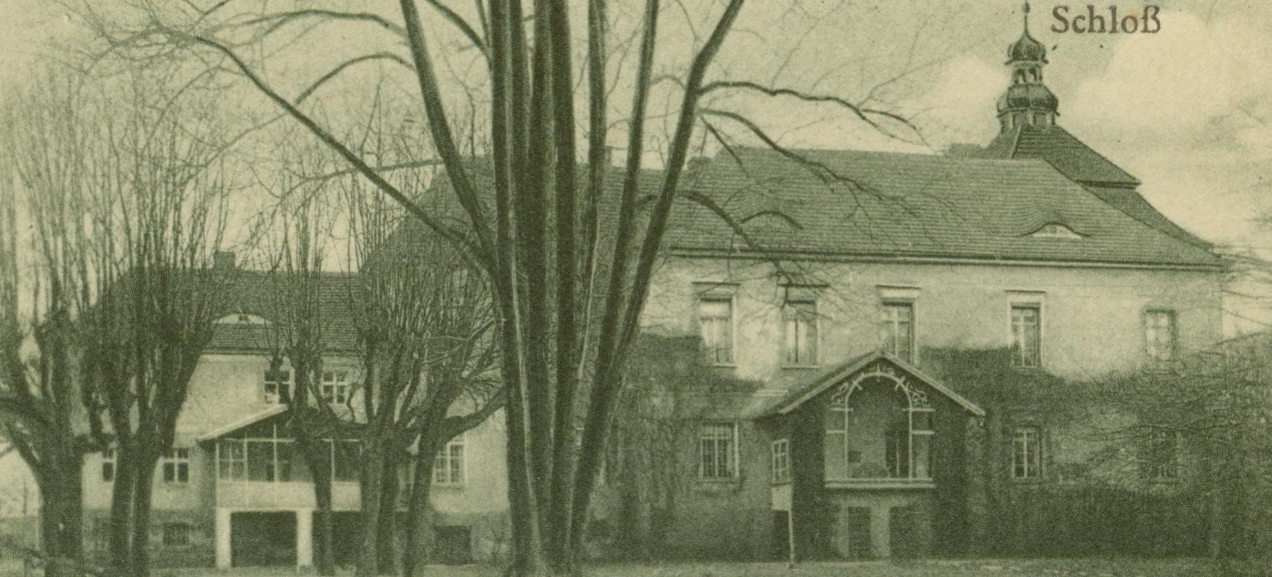 Siecieborzyce-pałac na północ od Szprotawy001