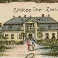 Siedlnica- pałac w Górnej Siedlnicy001