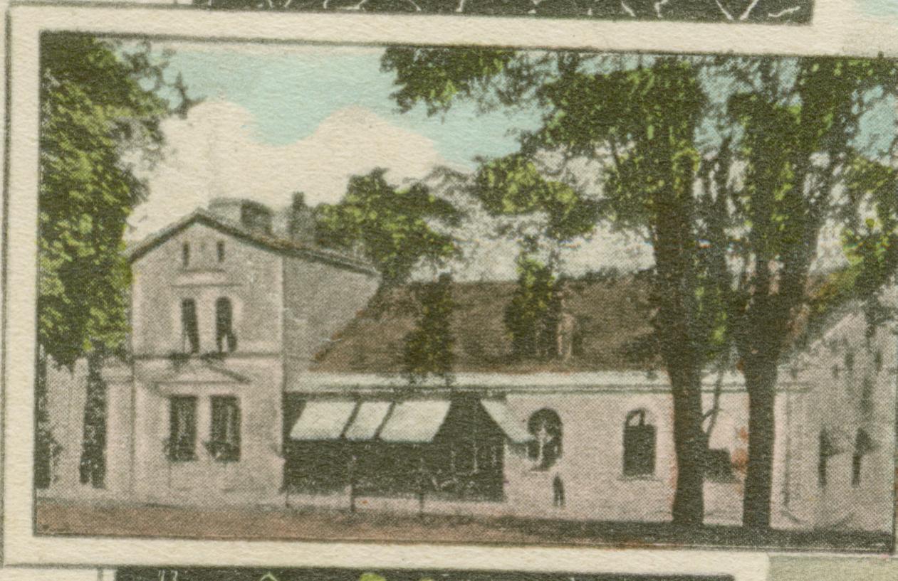 Sieniawa Lubuska- pałac