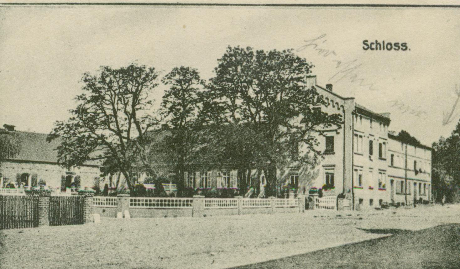 Smogóry - pałac