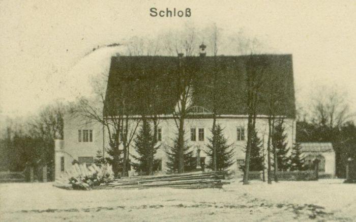 Biedrzychowice Dolne- dwor II