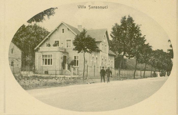 Bogdaniec- willa Sansoucci001