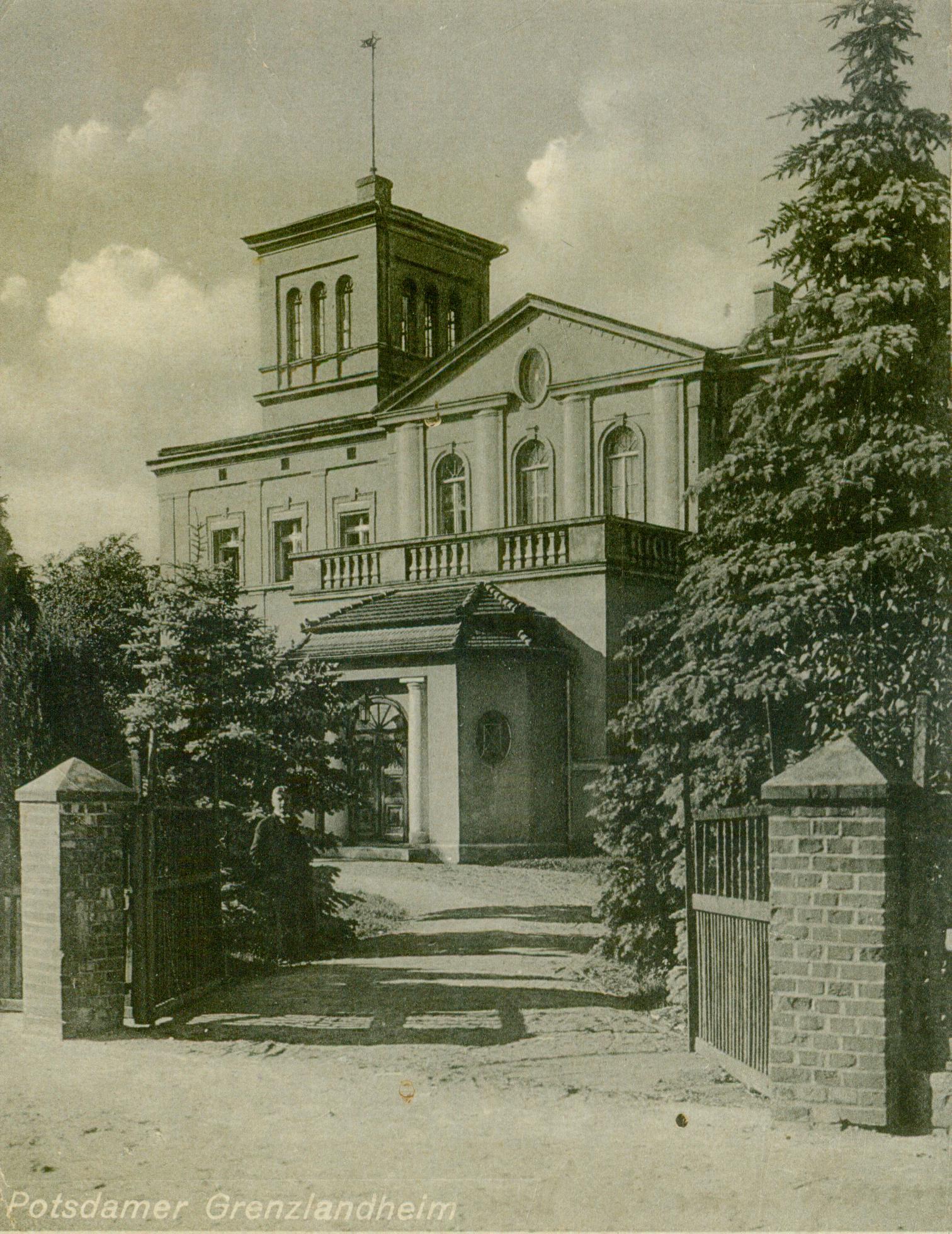 Drzewce- pałac
