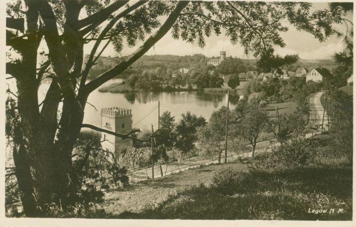 Łagow- zamek i miasto