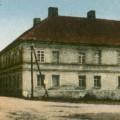 Laz - dwor
