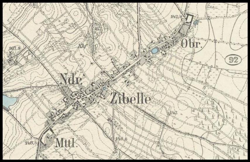 Niwica 1901, lubuskie