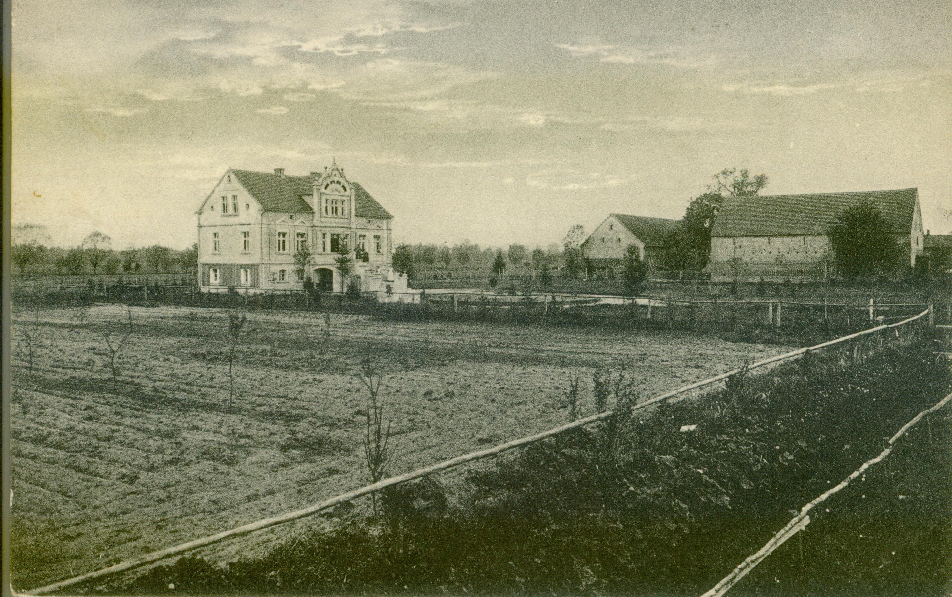 Świdnica- pałac Eckental, lubuskie