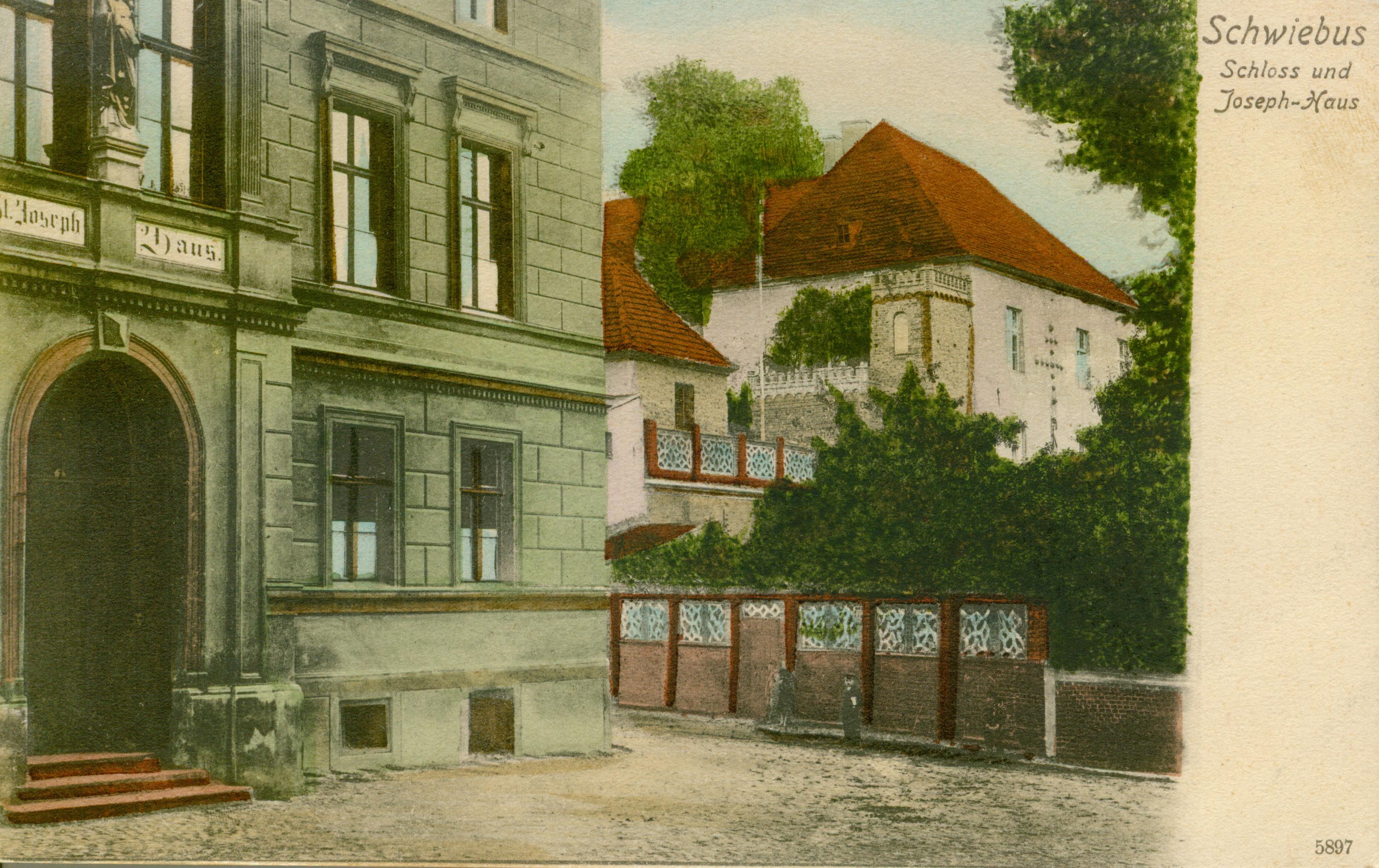 swiebodzin-zamek