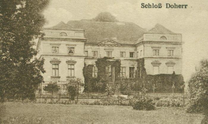 Stypulow- palac Doherr