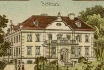 Urzuty- pałac pomiędzy Kożuchowem a Nowogrodem Bob.001
