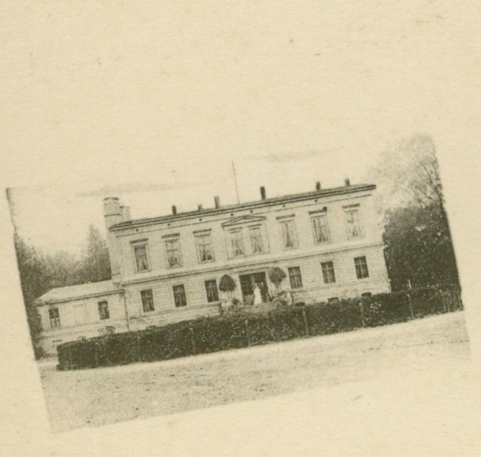 Witnica-Radorf- pałac