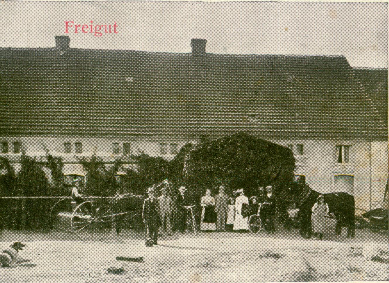 Wrociszów-dwór