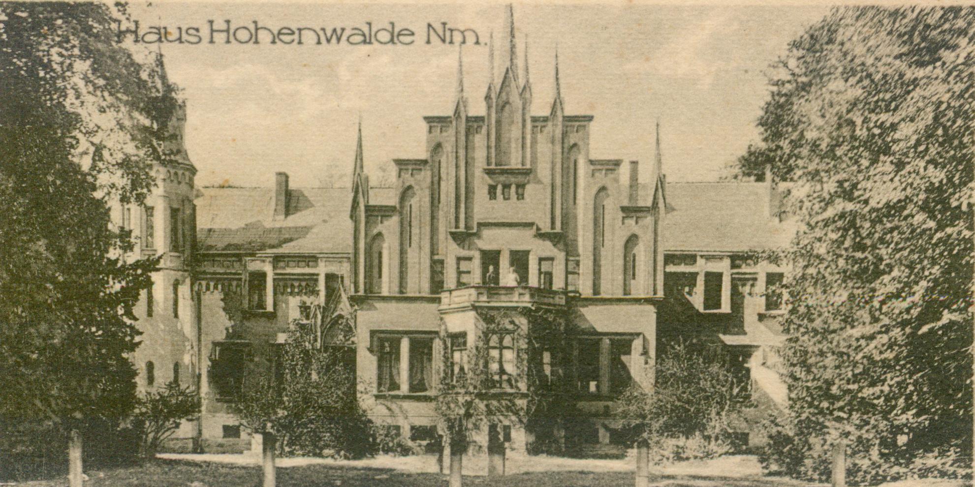 Wysoka-pałac