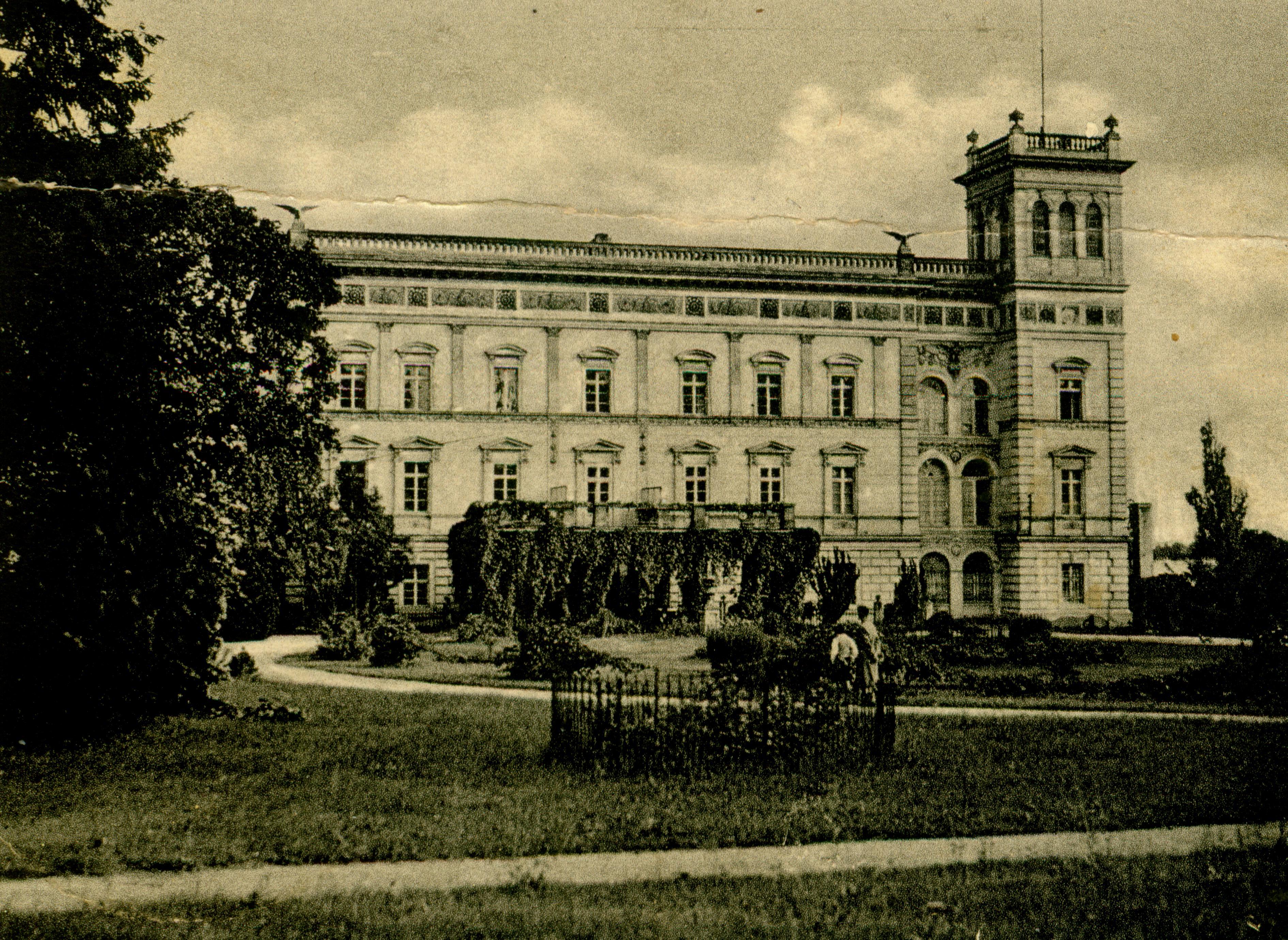 Wyszanów pałac