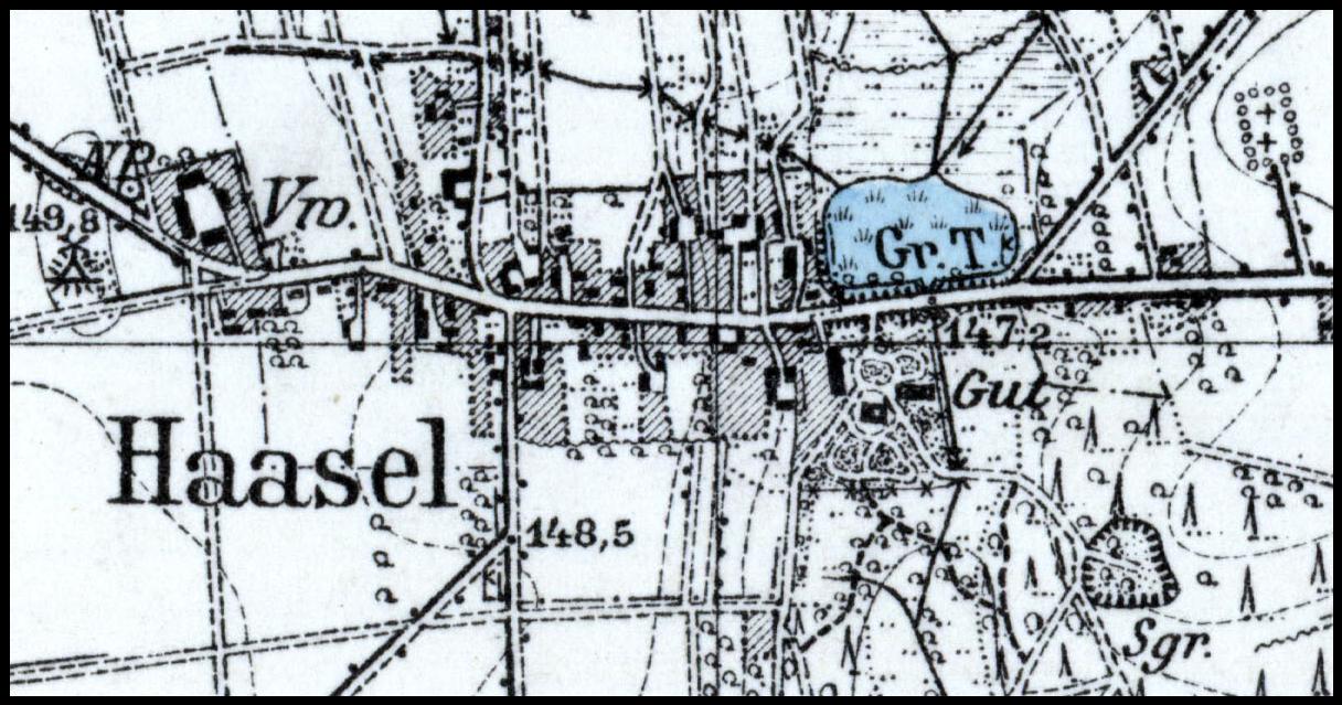 Zajączek 1925, lubuskie