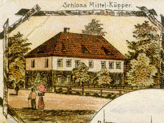 Stara Kopernia- palac I