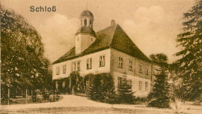 Olbrachtow- palac