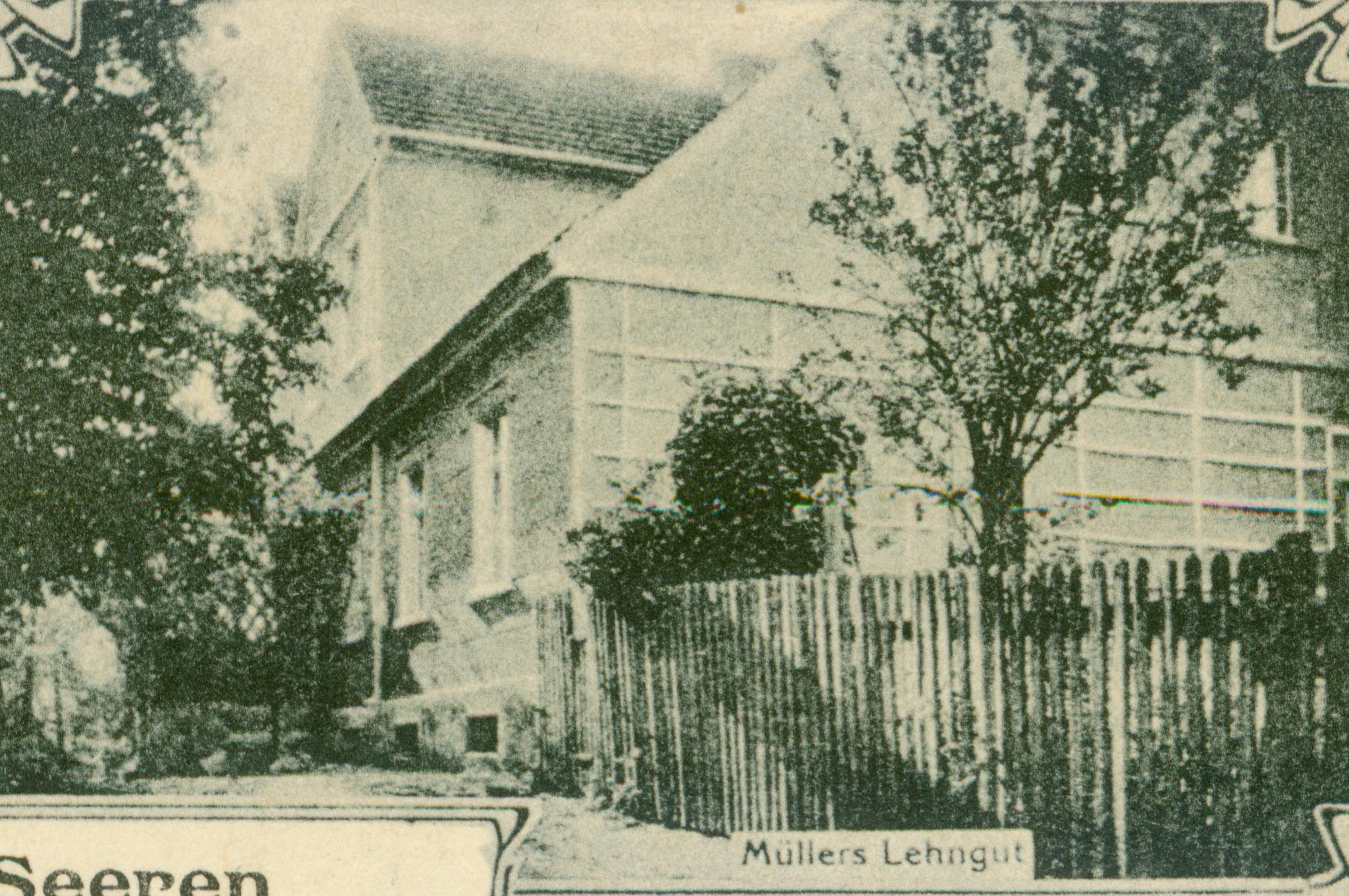 Zarzyn-dom Mullera