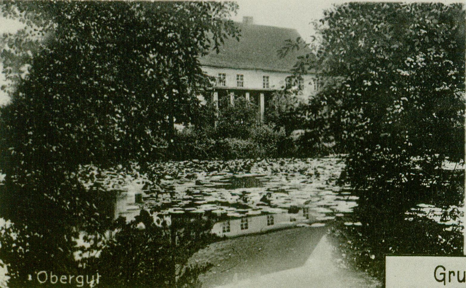 Mirostowice Gorne- dwor