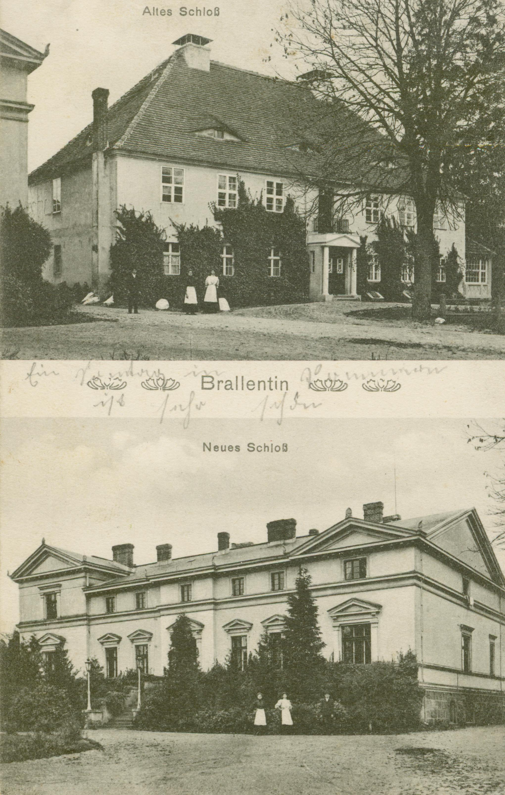 Brałęcin- gm. Pyrzyce