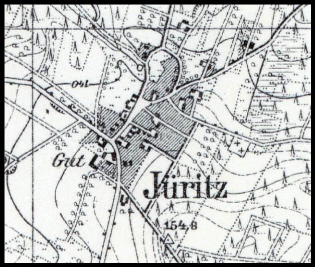 Jurzyn 1939, lubuskie