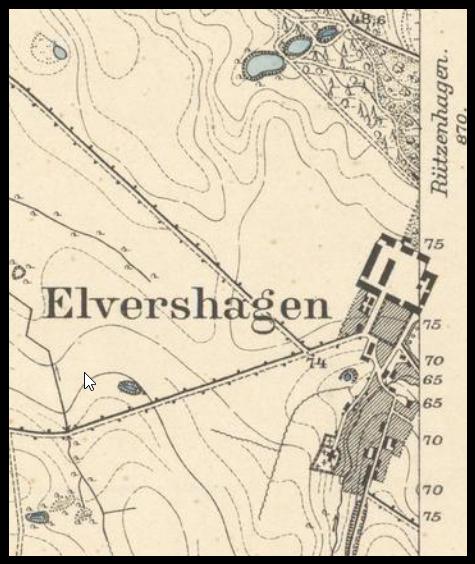 Łagiewniki 1890, zachodniopomorskie