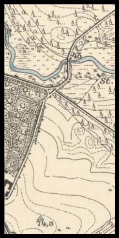 Łagiewniki park 1890, zachodniopomorskie