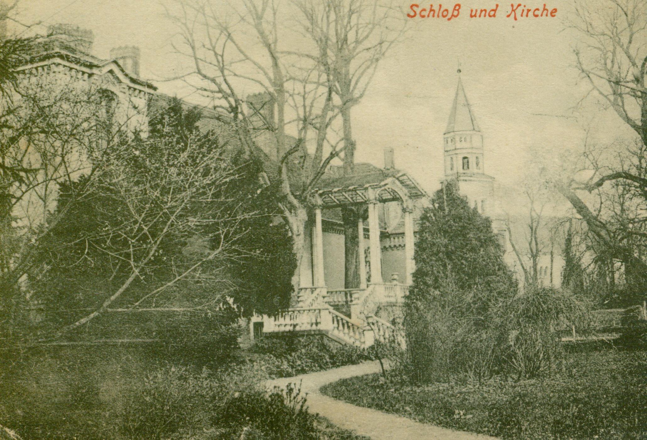 Babinek-pałac