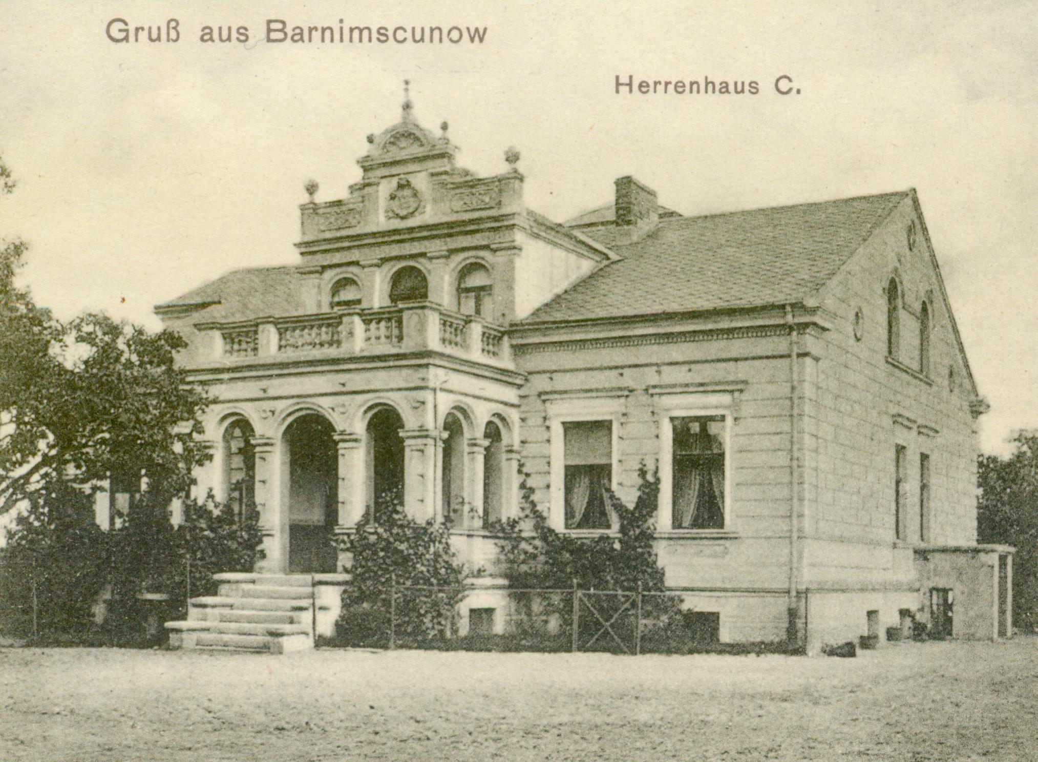 Barnim-pałac