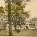 Biesiekierz, ok. Koszalina, pałac von Gerlach, zachodniopomorskie
