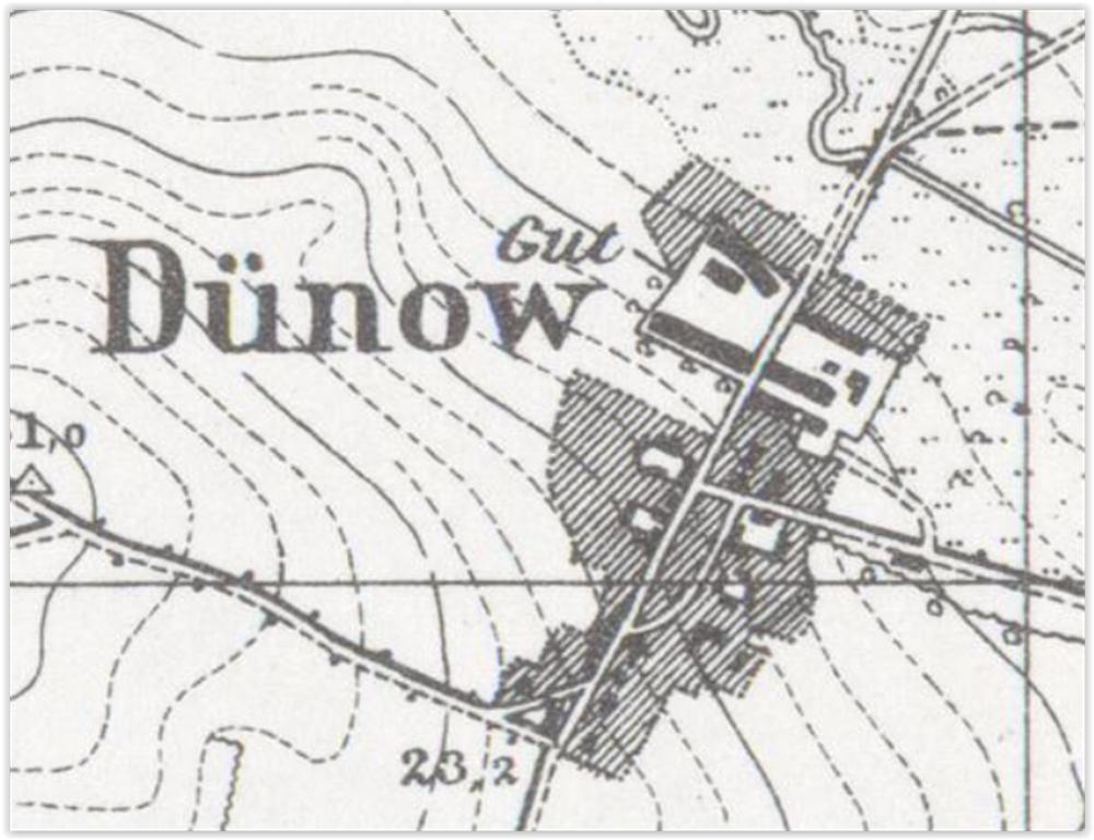 Duniewo 1912, zachodniopomorskie