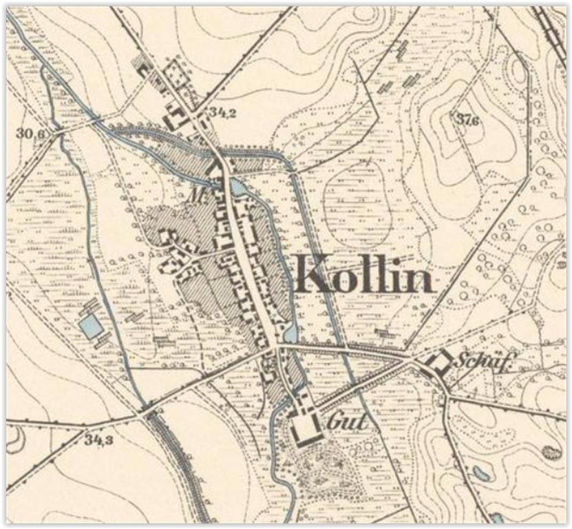 Kolin 1891, zachodniopomorskie