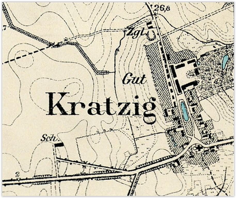 Kraśnik Koszaliński 1928, zachodniopomorskie