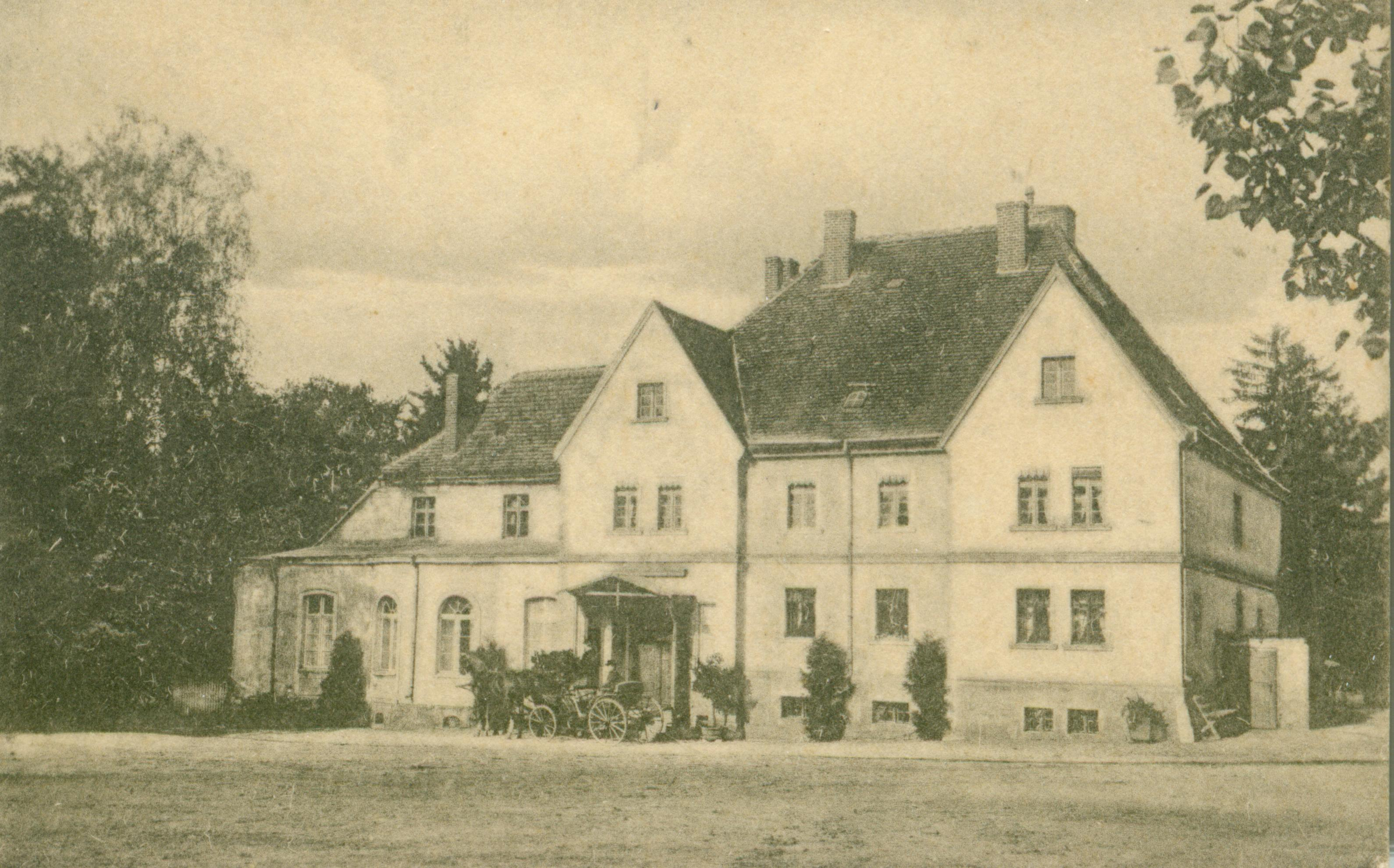 Kulice pałac 1