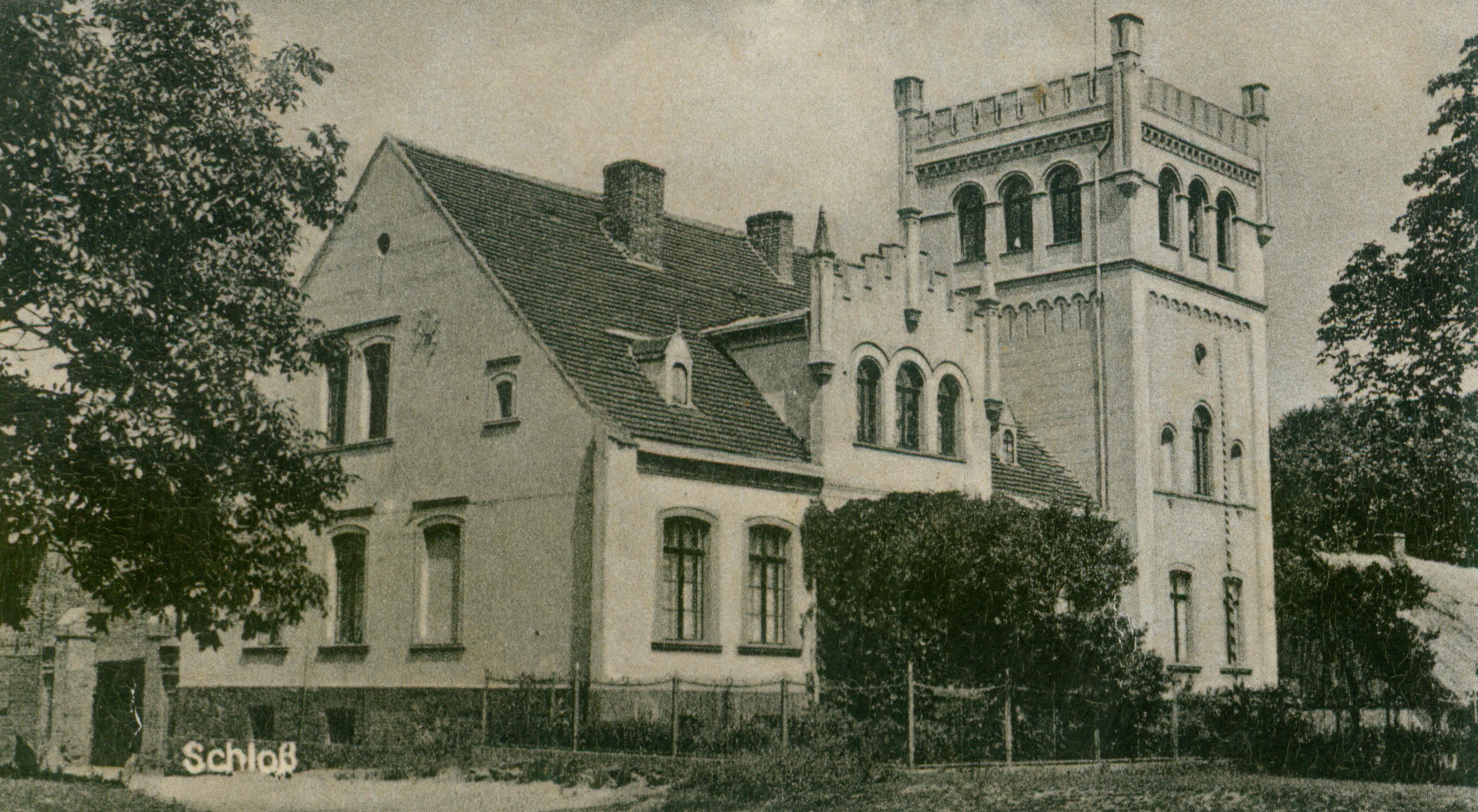 Moczyły pałac