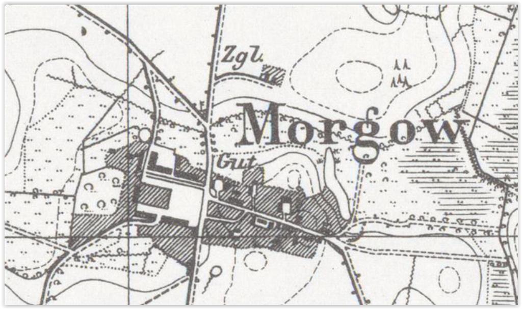 Morgowo, zachodniopomorskie